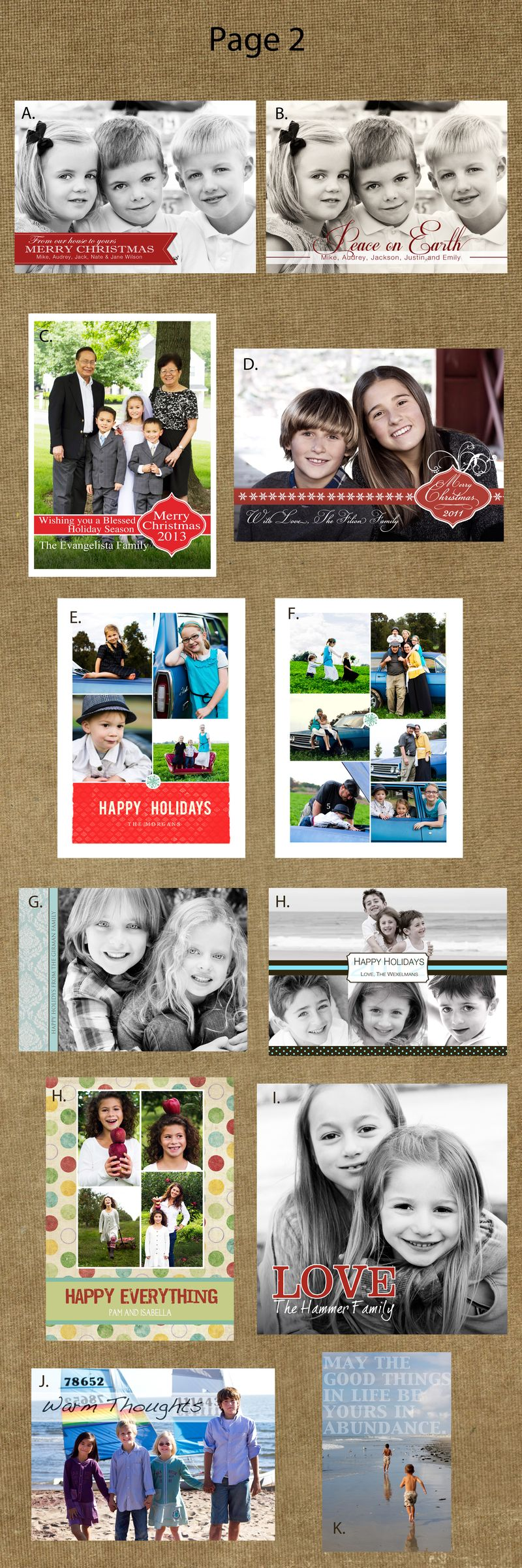 Page 2cards