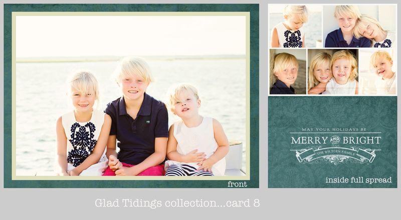 Glad card 8