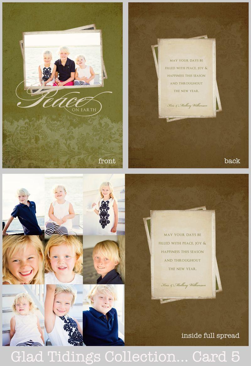 Glad card 5