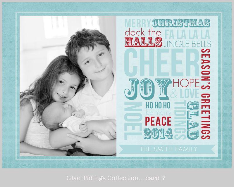 Glad card 7