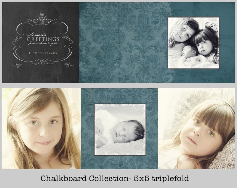 Chalkboard collection 5x5 board